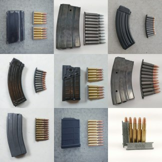 Parts by Rifle