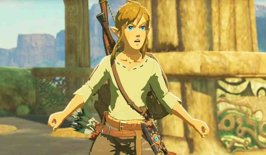 E3 2016 The Legend Of Zelda Breath Of The Wild Announced