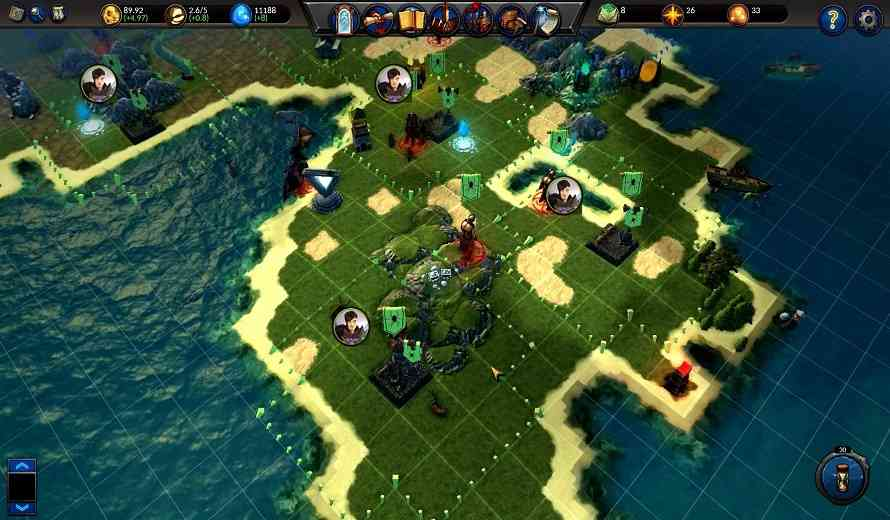 Planar Conquest Review Another Poor Mobile To PC Port