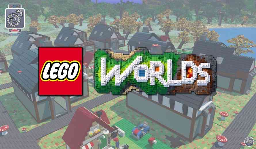 Move Over Minecraft LEGO Worlds Coming To PS4 Xbox One And PC In Feb 2017