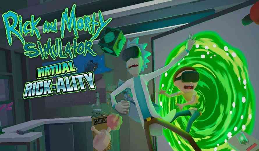 Rick And Morty Hd Wallpaper Rick And Morty Vr Game Gets A Special Quot Holiday Quot Release Date