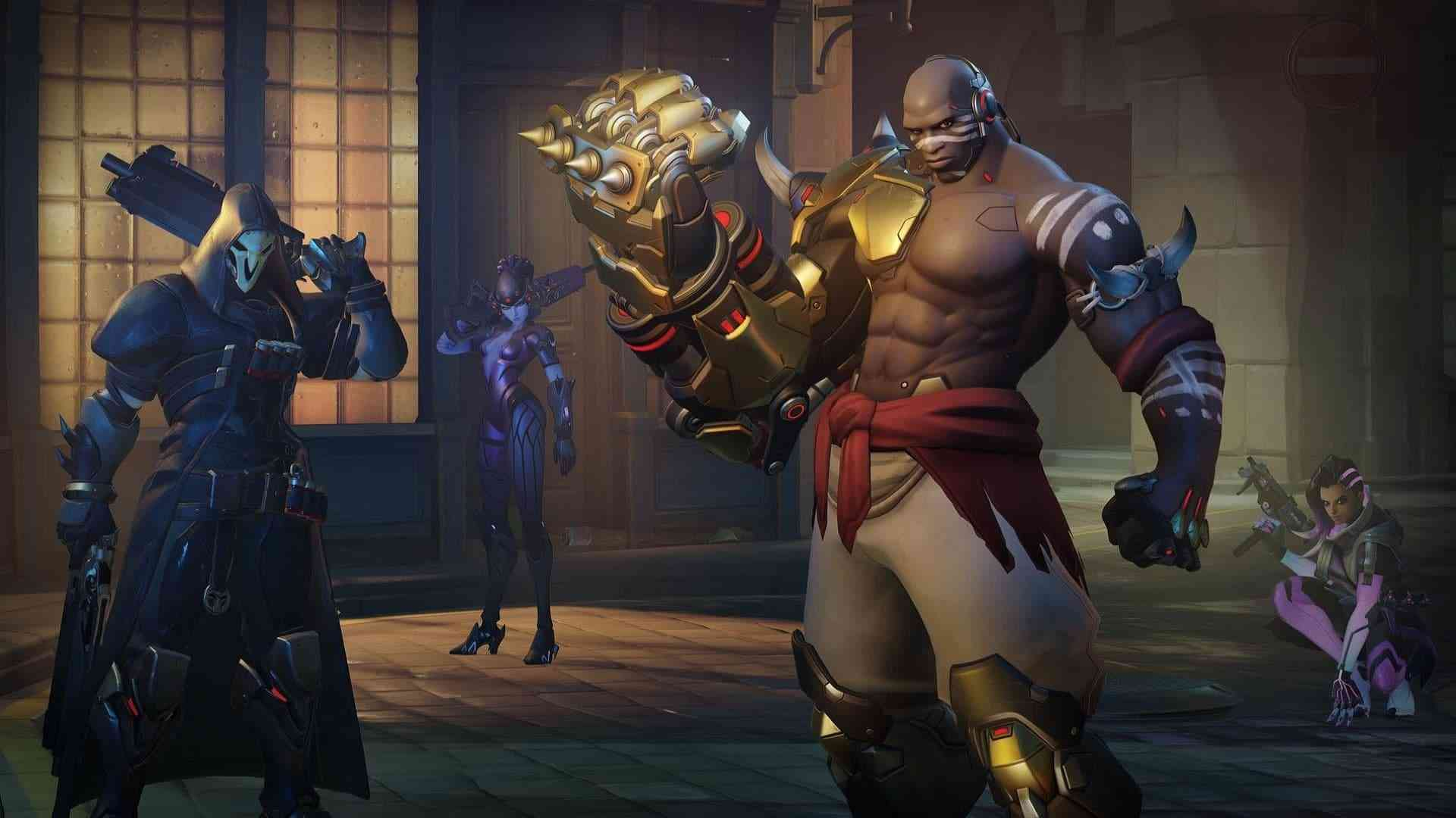 Blizzard Has Officially Revealed Doomfist As The Newest Hero Coming To Overwatch