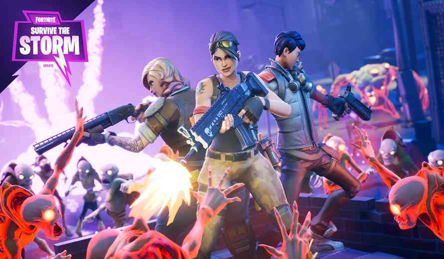 Fortnite Battle Royale Gets Its First Patch With Gun Balances Amp Fixes COGconnected