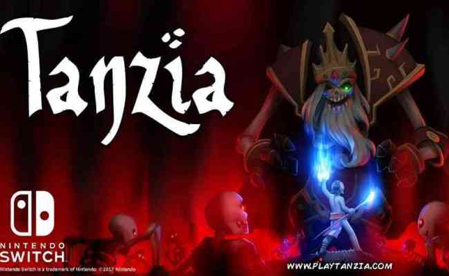 Tanzia The Single Player Rpg Experience Is Coming To