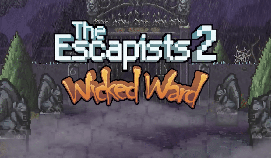 Celebrate Halloween In The Escapists 2 With The Wicked