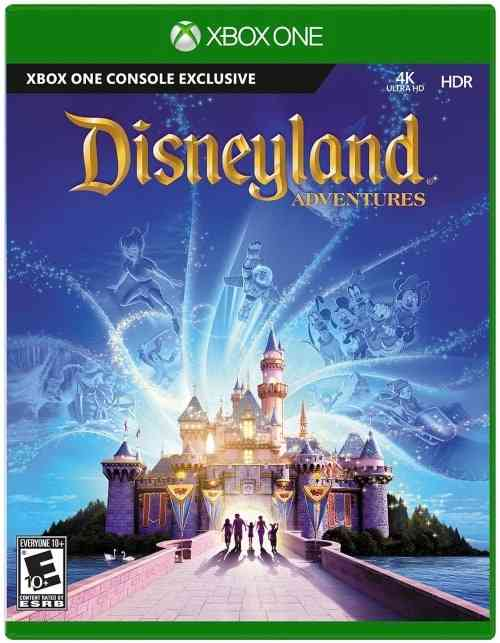 Disneyland Adventures Review The Most Magical Place On Xbox One COGconnected