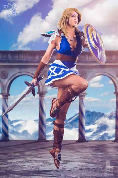 Steamy And Stunning Cosplay From Danielle DeNicola