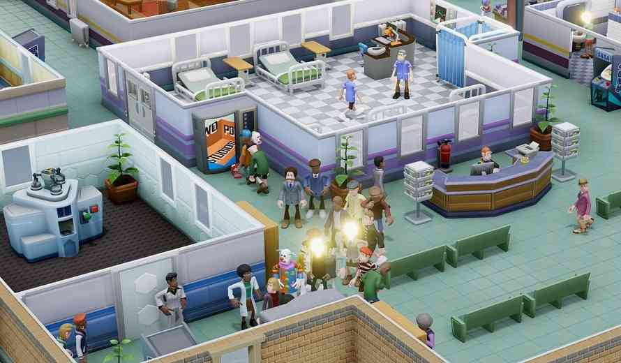 Segas Two Point Hospital Is A Charming And Addicting