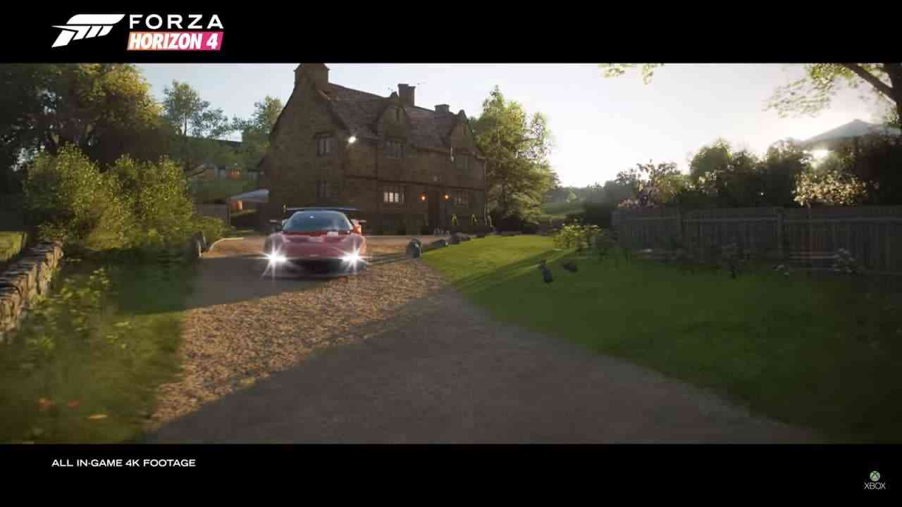 Forza Horizon 4 Goes Co Op And Is Coming This October