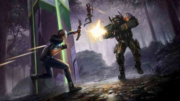 Deathgarden is a Compelling Experience and Mechanically Shows Promise   COGconnected