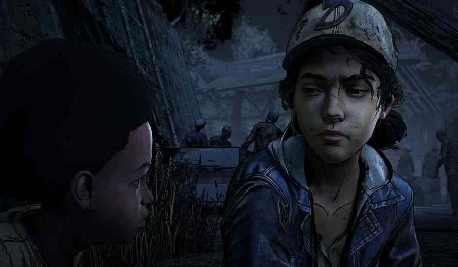 "The Walking Dead The Final Season Episode 2 ""suffer The"