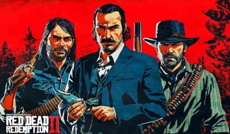 RDR2 Sold More In 8 Days Than RDR1 Did In 8 Years