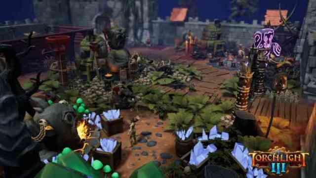 TorchlightIII Forts Screenshot 02 min