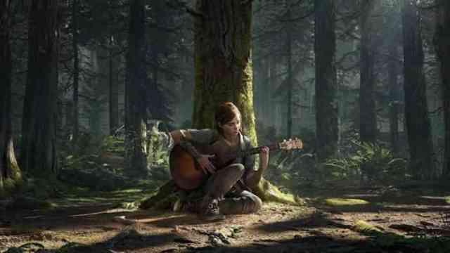 The Last of Us 2 Guitar min
