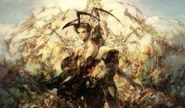 Vagrant Story key art