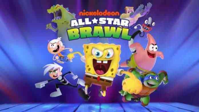 nickelodeon all-star brawl shredder garfield