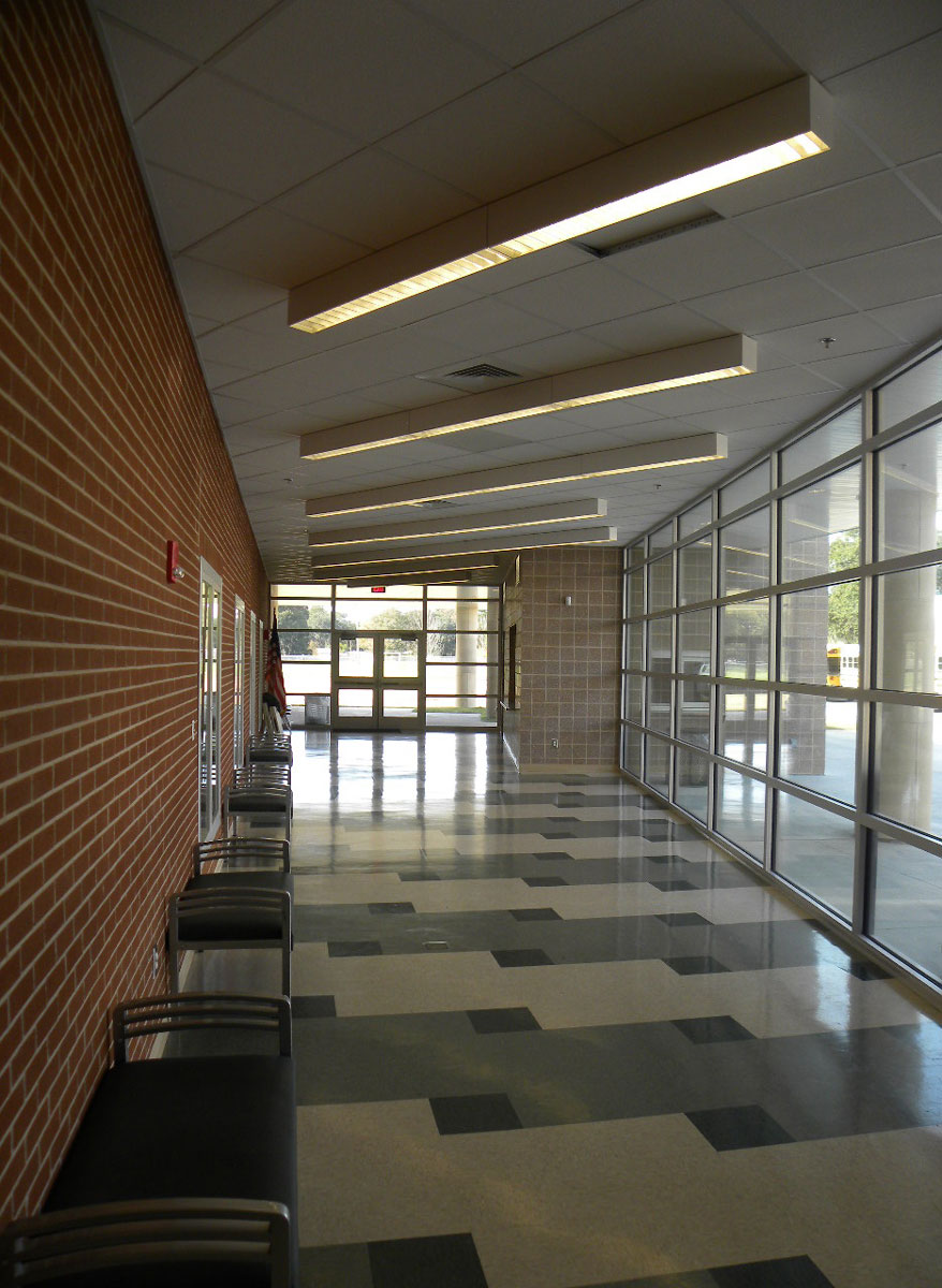 Cogdell  Mendrala Architects  Windsor Forest High School