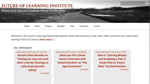 Future of Learning Institute