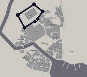 Medieval Fantasy City Generator Co Geeking