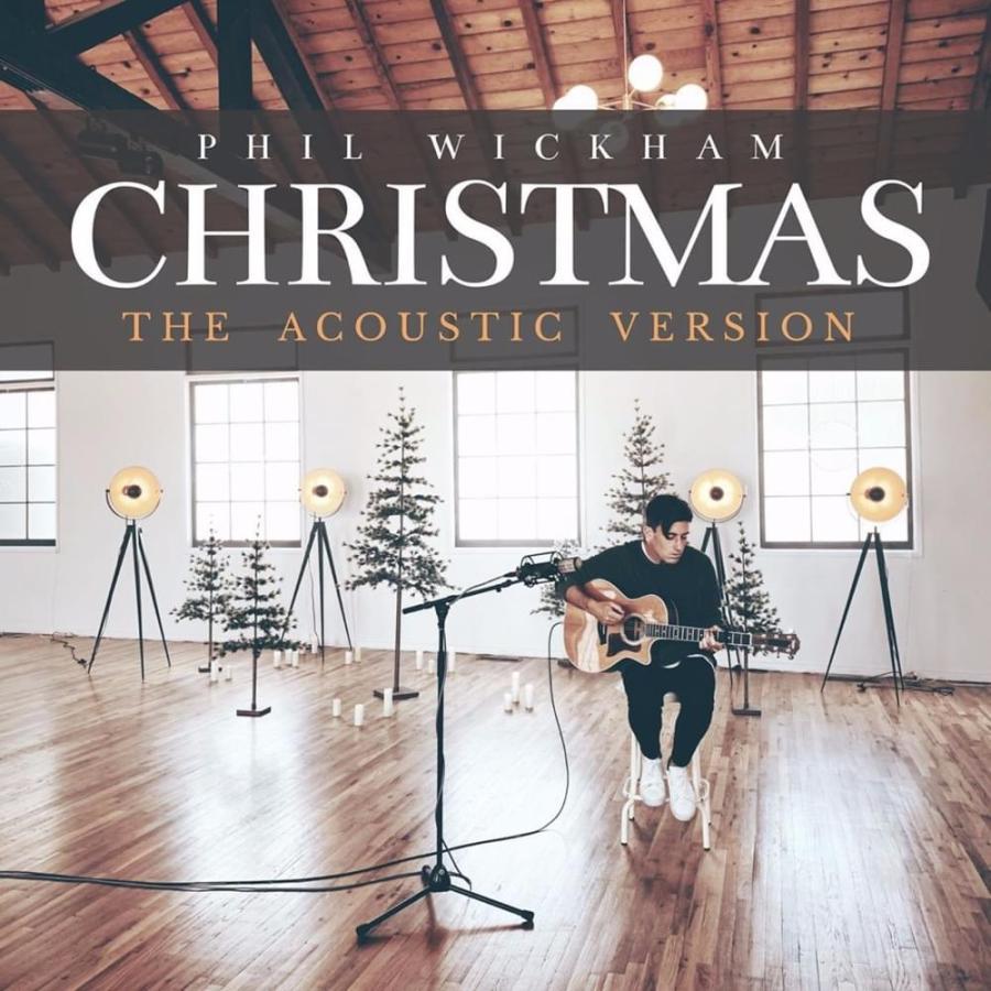 [Album] Phil Wickham - Christmas : The Acoustic Sessions