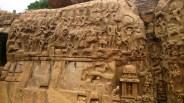 4113 Arjuna s Penance Detail 2