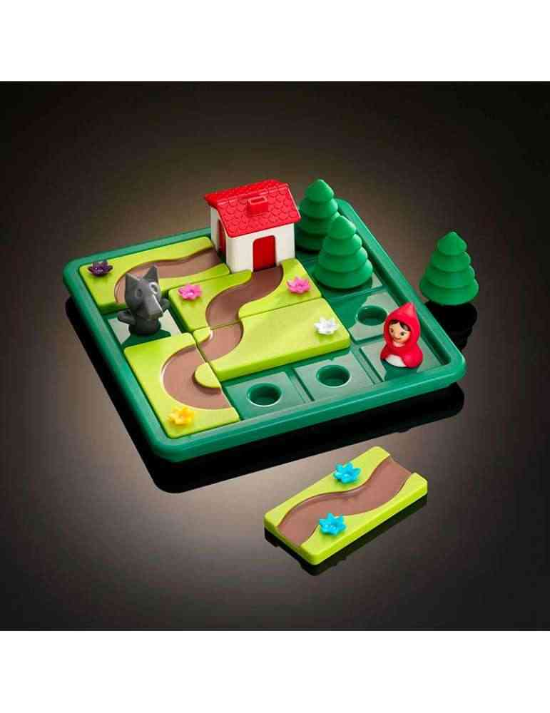 Le Petit Chaperon Rouge Smart Games : petit, chaperon, rouge, smart, games, Petit, Chaperon, Rouge, Smartgames