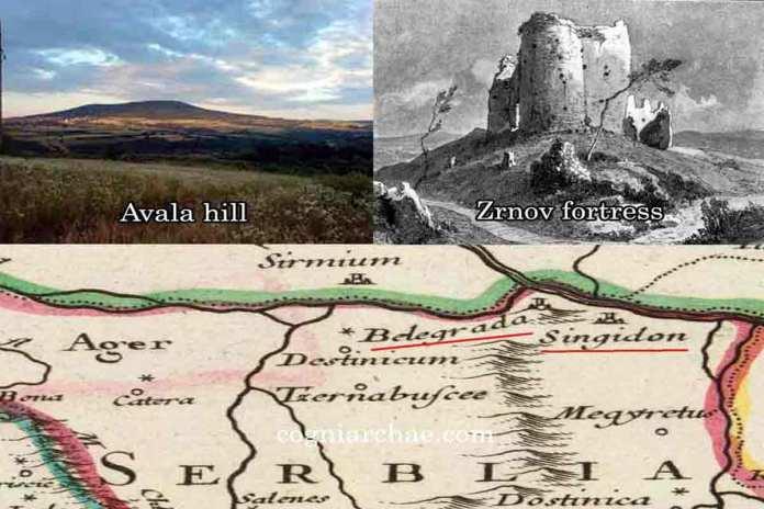 avala-singidunum-belgrade-history