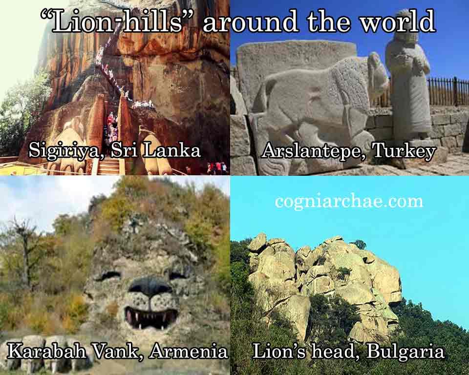Singidunum Lion hill Arslantepe