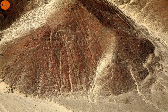 Astronaut Nazca
