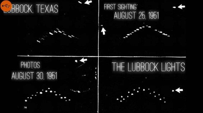 Lubbock sighting