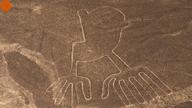 Nazca hands
