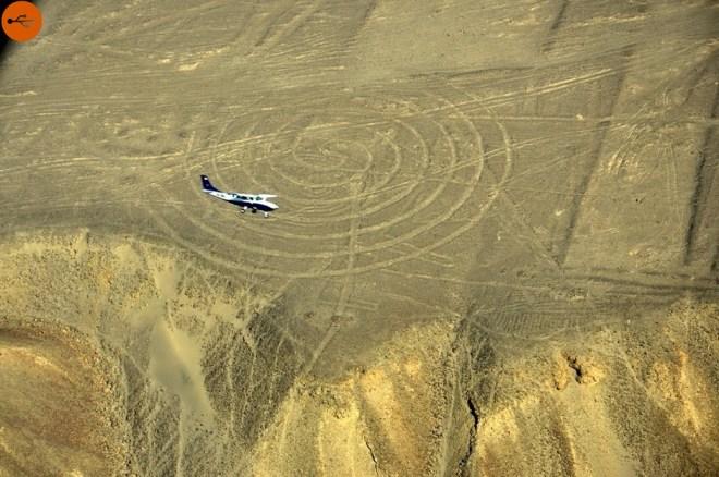 Nazca spiral
