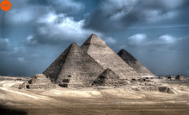 Old Kingdom, of Egypt, collapsed about climate change Original article of Alessandro Brizzi.