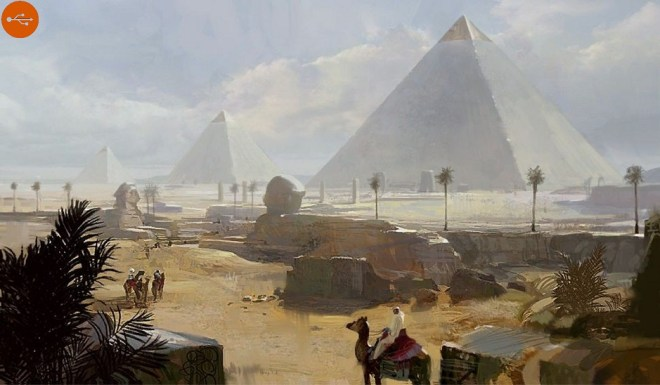 Pyramids, definition and study. A-Z index of Cognitio.