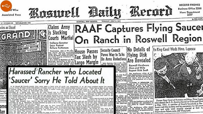 Roswell case