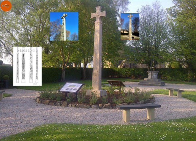 Aberlady cross, definition and study. A-Z index of Cognitio.
