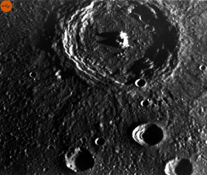 Mercury was first visited in 1974 by the US spacecraft Mariner 10