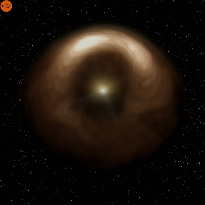 Protoplanetary disk, definition and study. A-Z index of Cognitio.