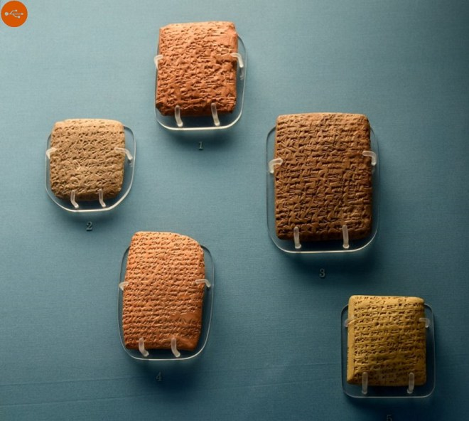 Amarna letters, definition and study. A-Z index of Cognitio.