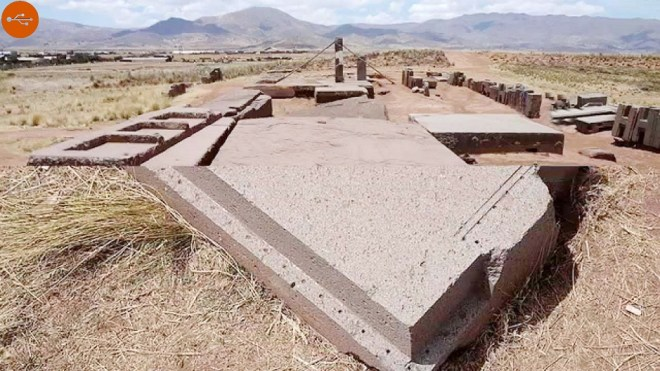 Puma Punku, definition and study. A-Z index of Cognitio.
