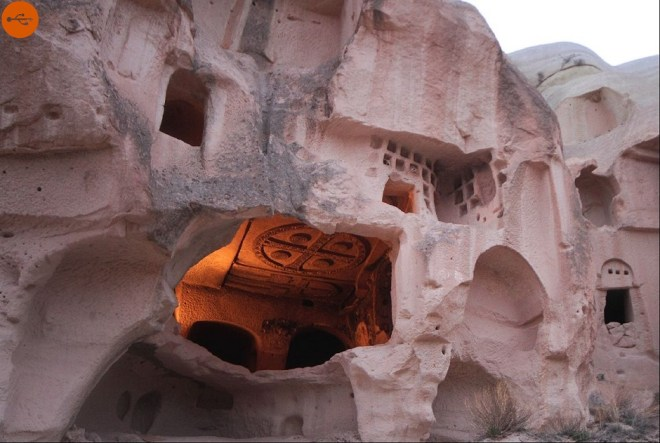 Derinkuyu, the ancient city underground built to protect humanity Original article by Alessandro Brizzi.