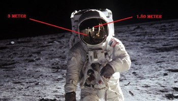 Apollo program, something is wrong Original article by Alessandro Brizzi.