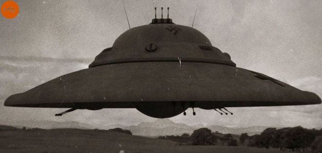 Nazi UFOs, original article by Alessandro Brizzi.