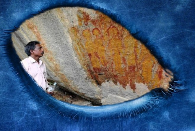 INDIA, possible ancient alien contact Original article by Alessandro Brizzi.