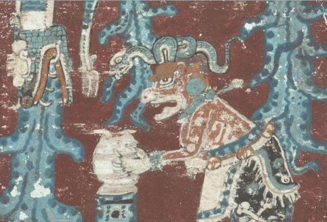 Mayan flood