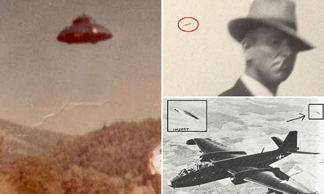 Kidnapped, he reveals UFO technology and secret bases on Earth