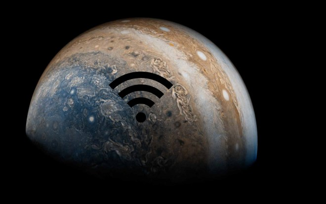 Sounds, heard on Jupiter could be of extraterrestrial origin