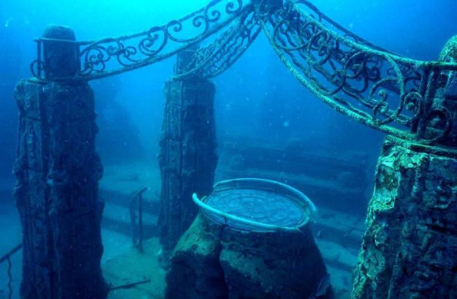 Submarine structure, discovered in the Pacific, could be alien!