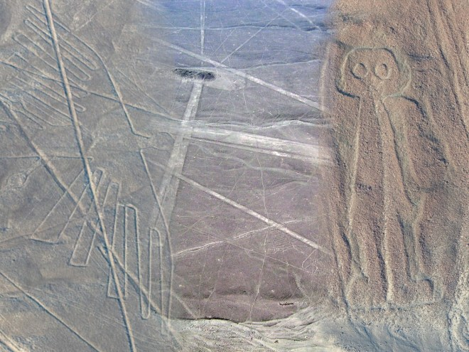 Nazca lines, ancient landing strips?