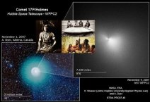 """Blue comet """"K2"""" is coming to Earth. Is this the famous Star Kachina?"""